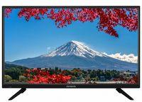 """32"""" LED TV Aiwa 32A500  1366x768 HD, DVB-C, DVB-T, PAL, SECAM, AV, HDMI, USB, VGA, 2x8W, VESA 200x100"""