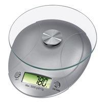 Весы кухонные Hama Milla, Silver