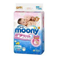Подгузники Moony Newborn (3-5 kg) 90 шт
