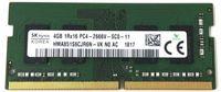 Memorie Hynix 4Gb DDR4-2666MHz SODIMM (HMA851S6CJR6N-VK)