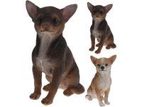 Собака чихуа-хуа декоративная H22cm, 18.5Х10.5cm