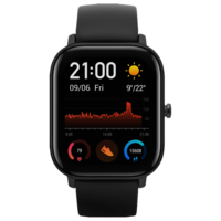 Xiaomi Amazfit GTS  Watch , Black