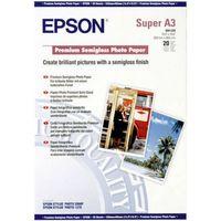 A3+ EPSON Premium Semigloss Photo Paper, C13S041328