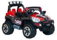 Baby Mix UR-PB-801 Машина на аккумуляторе чёрный/красный