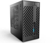 Mini PC ASRock DESKMINI A300/B/BB/BOX, AMD AM4 Socket CPU, Black