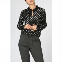 Блуза Tom Tailor Чёрный в горошек tom tailor 1007564