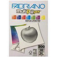 Fabriano Бумага FABRIANO Multipaper А4, 300г/м2, 125 листов