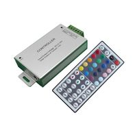 Telecomanda RGB LED controller B 12V 4A/canal <144W