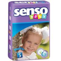 Senso Baby подгузники Junior 5, 11-25кг. 16шт