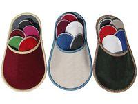 Set papuci pentru oaspeti, 5 perechi