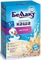 Беллакт каша овсяная молочная, 6+мес. 250г