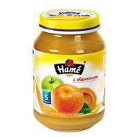 Hame пюре яблоки с абрикосами 5+ мес. 190г