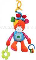 "Baby Mix EF-TE-8203-23 G Игрушка для путешествий ""Жираф"""