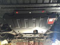 !             !         FordS Max  Galaxy 2006 - ЗАЩИТА КАРТЕРА SHERIFF | Защита двигателя