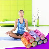 cumpără Rol yoga pilates 33*10 cm protector medium YG-023 (2287) în Chișinău