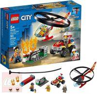 LEGO City Пожарный спасательный вертолёт, арт. 60248