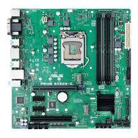 ASUS PRIME B250M-C, Socket 1151, Intel® B250, Dual 4xDDR4-2400, 1xPCIe X16, CPU Intel graphics, DVI, HDMI, DP, 6xSATA3, 2xM.2 slot, 2xPCIe X1, 1xPCI, ALC887 7.1ch HDA, GigabitLAN,  6xUSB3.1, 5X Pro.III, Commercial Series, 24/7 stability, mATX