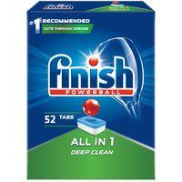 FinishТаблетки для посудомоечной машины Classic, 52 таб
