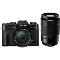 Фотокамера FJIFILM X-T20 Kit 16-50mm  50-230mm Black