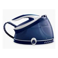 Паровая гладильная станция Philips GC9324/20, Blue/White