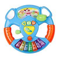 Музыкальный руль «Маленький водитель»