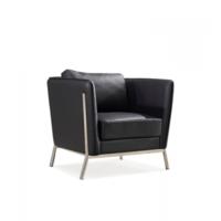 Офисный диван DP SALVADOR-1, Black