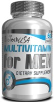 Biotechusa Multivitamin for Men 60tab