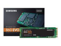 M.2 SATA SSD 500GB Samsung 860 EVO MZ-N6E500BW