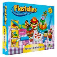 Noriel Plastelino Вкусные торты
