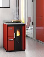Печь пеллетная - NINA 7,5 кВт