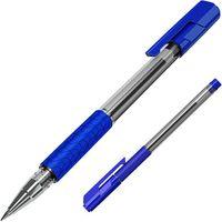 DELI Ручка шариковая DELI Arrow грип 0.7мм, синяя