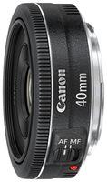 CANON Prime LensEF 40-2.8 STM, черный
