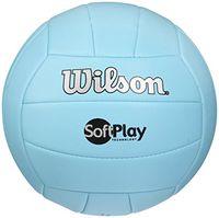 купить Мяч волейбольный Wilson SOFT PLAY VOLLEYBALL  BLU WTH3501XBLU (549) в Кишинёве