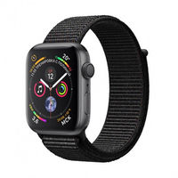 Apple Watch Series 4 40mm Space Gray MU672