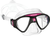 Aqualung Micromask Clear SXL Pink (108520)