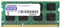 8GB DDR3-1600 SODIMM  GOODRAM, PC12800, CL11, 1.35V