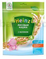 Heinz Рисовая кашка смолоком (4m+)
