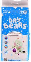 cumpără Dry Bears Slim&Cool 4 Maxi (7-18 кг) 44 шт. în Chișinău