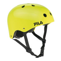Casca p/u role FILA NRK Fun Helmet, 6075092x
