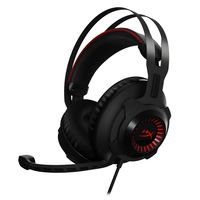 cumpără Kingston HyperX Revolver Headset, Black/Red, Durable steel frame, Microphone: detachable, Frequency response: 12Hz–28,000 Hz, Cable length:1m+2m extension, 3.5 jack, Braided cable, Driver dynamic, 50mm with neodymium magnets în Chișinău