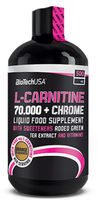 Biotechusa L-Carnitine 70000 + Chrome 500ml