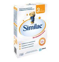 Similac 3 молочная смесь, 12+мес. 350г