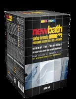 Эмаль д/ванн эпоксидн. 2 комп. NEWBATH 500мл  DECO COLOR  (30442)