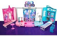 Fisher Price CKB78 Звездная сцена Barbie из м/ф