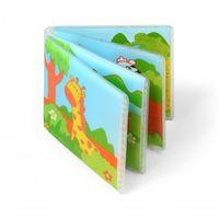 BabyOno Книжка с пищалкой Wild Животные