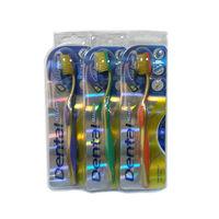 Зубные щетки Dental Gold Power soft, Multicolor