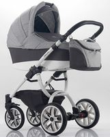 Bebetto Holland New Grey/ Dark Grey W08