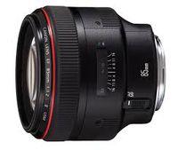 Prime Lens Canon EF 85mm, f/1.2L  II USM