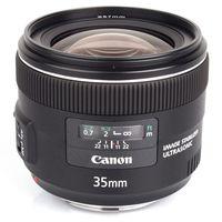Canon EF 35mm f/2.0 IS USM, Prime Lens