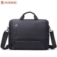 Bодонепроницаемый мужской сумка для ноутбука Aoking GM70929 .